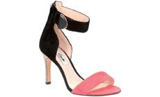 Женская обувь от Clarks кораллового цвета