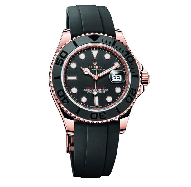 Новая модель часов Rolex Yacht-Master
