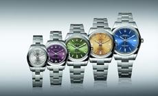 Новые часы Oyster Perpetual от Rolex
