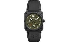 Bell & Ross представляет новый вариант часов BR 03 Military Type