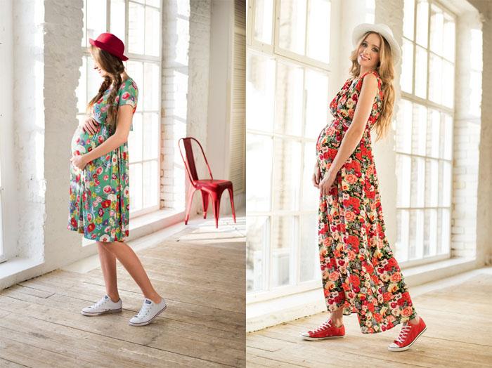 «Детский мир» представляет одежду для будущих мам