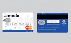 LaModa и Tinkoff Bank запустили программу лояльности