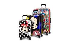 American Tourister и Disney представляют коллекцию чемоданов