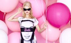 Коллекция одежды Mohito Loves Barbie