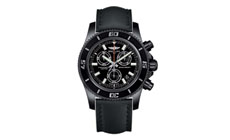 Часы Breitling Superocean Chronograph M2000 Blacksteel
