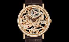 Часы Piaget Altiplano, модель «скелетон»