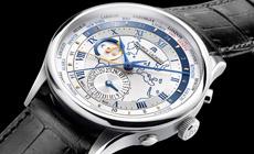 Обзор мужских швейцарских часов Maurice Lacroix Masterpiece Worldtimer