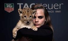 Кара Делевинь – новая посланница TAG Heuer