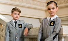 В «Детском мире»  новая коллекция одежды для школы  «Смена»