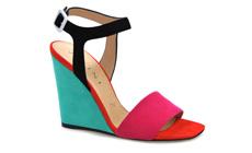 Летняя коллекция обуви Vicini