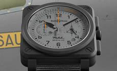 Новые часы Bell & Ross BR03 Rafale