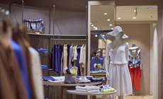 Новый магазин Stefanel в ТРЦ «Метрополис»