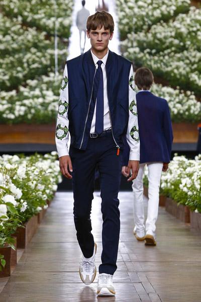 Мужская коллекция Dior Homme
