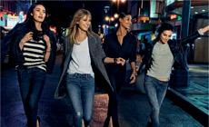 Алиша Киз анонсирует коллекцию женских джинсов Levi's Lot 700