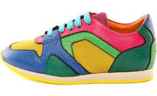 Корнер детской обуви в ЦУМе
