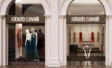 Открытие нового бутика Roberto Cavalli в Крокус Сити Молл