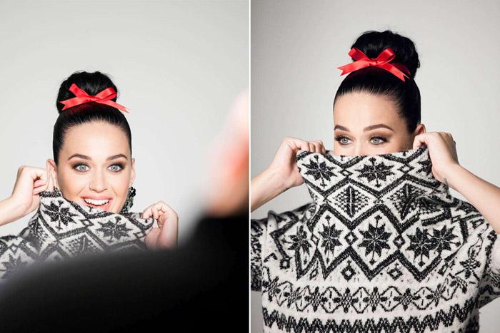 Кэти Перри — звезда рекламной кампании H&M