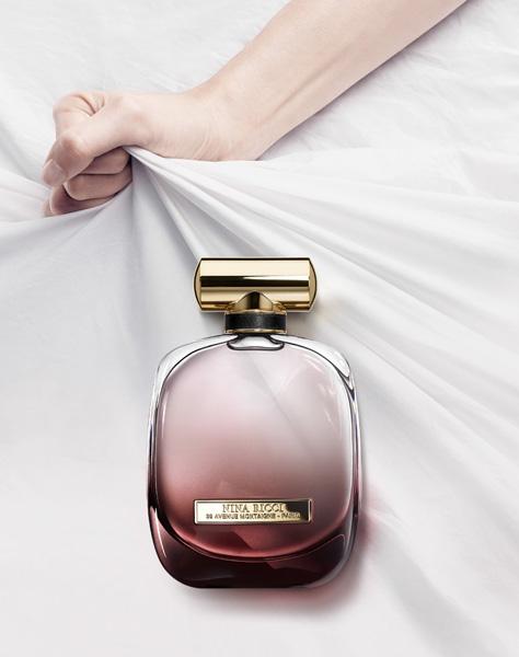 Новый аромат L'Extase от Nina Ricci