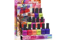 Летняя коллекция лаков Adrenaline Rush от Orly