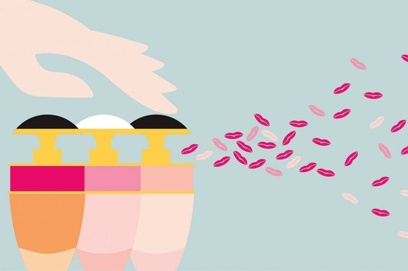 Коллекция миниатюрных ароматов Prada Candy Kiss