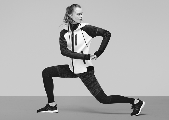 Линия спортивной одежды adidas Standard 19