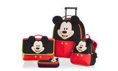 Детские рюкзаки и портфели из коллекции Disney by Samsonite