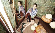 Коллекция обуви Alena Akhmadullina для «Эконика»