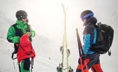 Новые горнолыжные рюкзаки Thule Upslope