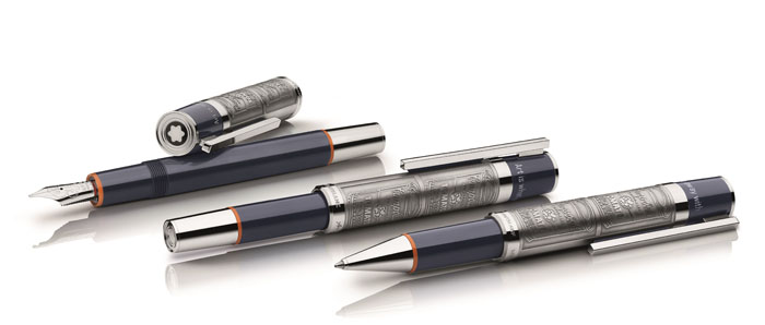 Новая ручка Montblanc. Посвящение Энди Уорхолу