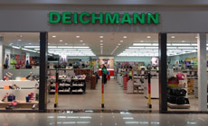 Открытие нового магазина Deichmann в ТЦ «Красный кит»