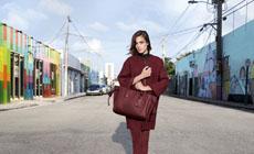 Дебют линии сумок Penelope от Longchamp