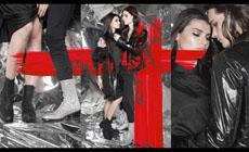 Капсульная коллекция обуви Premiata