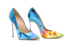 Casadei  представил круизную коллекция обуви