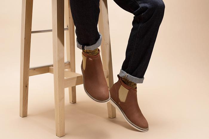 Эксклюзивная обувная линейка Lacoste Led