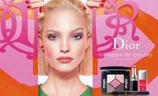 Королевство Цвета. Весенняя коллекция макияжа от Dior