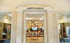 Новый бутик Alberto Guardiani в Крокус Сити Молле
