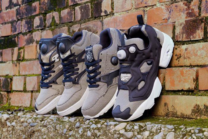 Специальная серия кроссовок Reebok  Pump