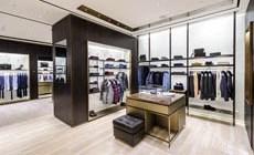 В ТЦ Гименей открылся новый бутик Brioni