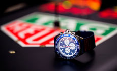 ����������� ����� ����� TAG Heuer, ����������� ������� Red Bull Racing