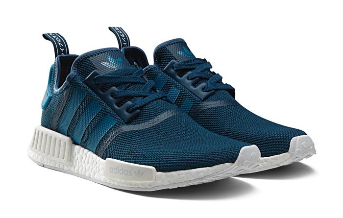 Новый релиз кроссовок adidas Originals NMD_R1