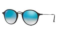 Новые линзы Ray-Ban  Flash Gradient