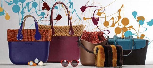 Новая осенняя коллекция O bag из 100% экологичных материалов