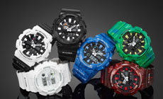 ������ ������� ������� Casio G-SHOCK