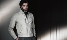 Современная куртка-бомбер Canali