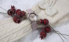 Часы Slimline 0102 - изящный ювелирный аксессуар от «Ники»