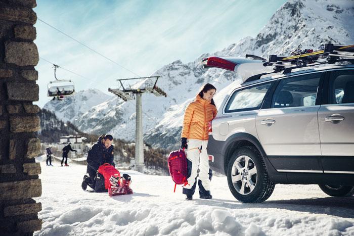 Яркие рюкзаки и чехлы для лыж и сноуборда от Thule