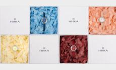 Леденцы – женские серебряные часы бренда НИКА