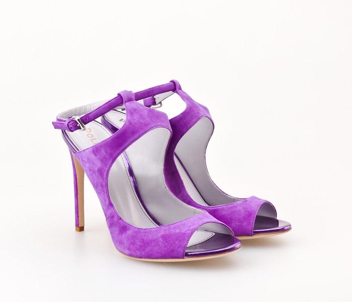 Pollini посвятили модели туфель трем российским артисткам
