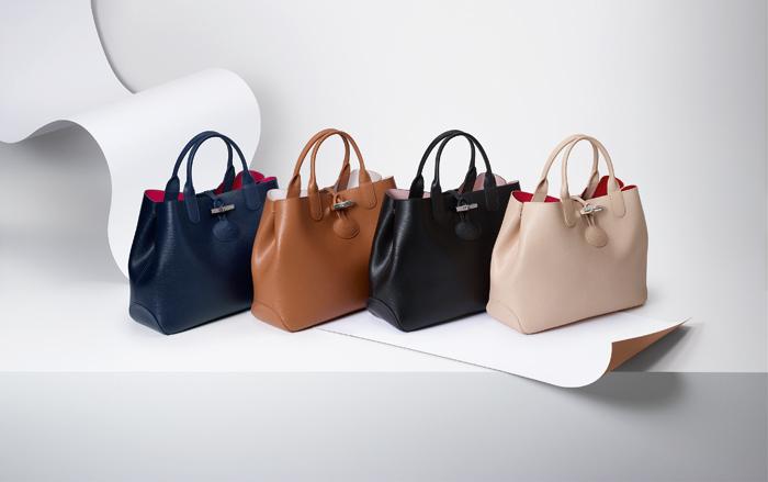 Двусторонние сумки Longchamp