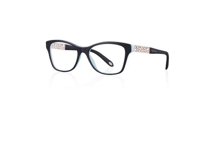Летняя коллекция оправ Tiffany Eyewear
